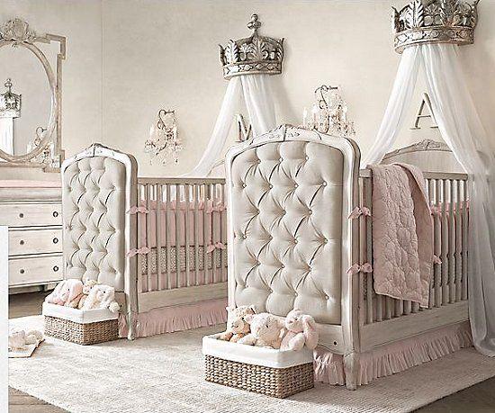 castle Themed Nursery   princess themed bedrooms - decorating ideas princes themed bedrooms