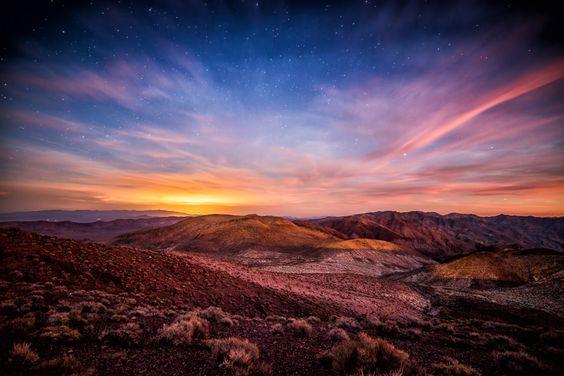 Beautiful Death Valley, California