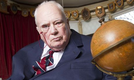 Sir Patrick Moore Talks About His Family Values