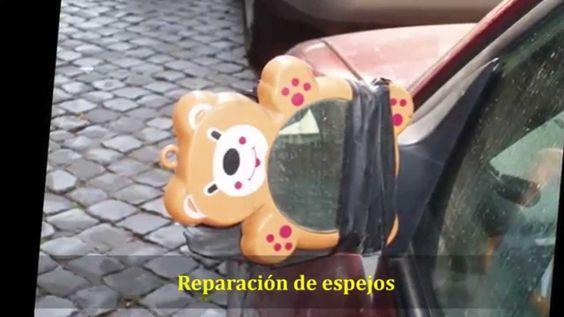 Reparaciones de chapa y pintura