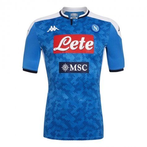 Kappa 2018-2019 Napoli Third Football Kit
