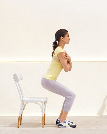 Strengthen Your Bones | Whole Living :: exercises that help build bone density in certain susceptible areas