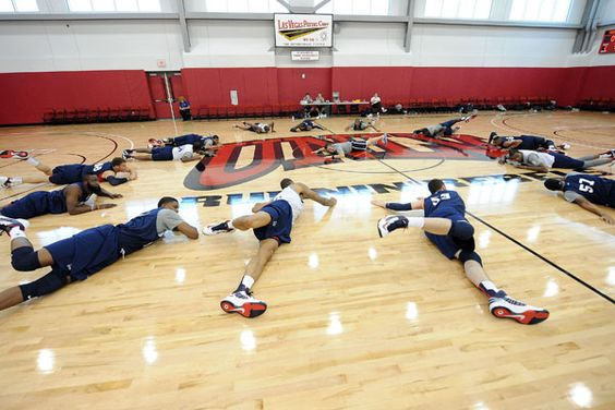 SLAM ONLINE | » Team USA Opens Camp (PICS)
