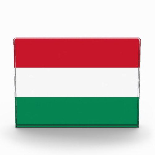 Award With Flag Of Hungary Hungary Flag Flag Hungary