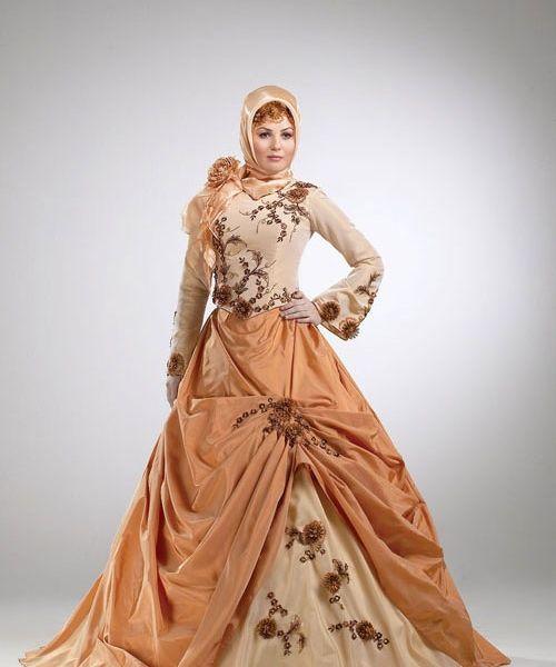 Lastest Soiree Dress For Veiled Woman 4 S