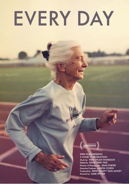 Film about Joy Johnson, who became a runner at the age of 59, and two years later went on to run 25 consecutive New York City Marathons. Her last was in 2013. At the age of 86.:
