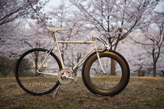NJS Stratos ピスト Japan - Pedal Room