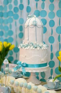 After Wedding comes a Baby Shower comes a Baby - Baby Shower Ideas - Themes