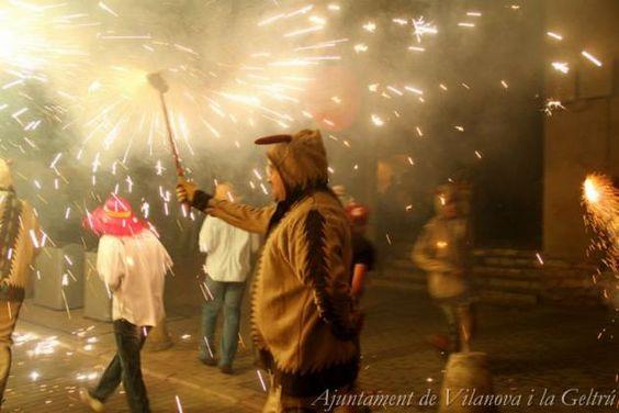 Festa Major de Vilanova i la Geltrú - Fires, festes, oci i llocs per visitar.