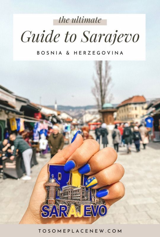 One Day In Sarajevo Itinerary Best Things To Do In Sarajevo In 2020 Sarajevo Bosnia Balkans Travel Sarajevo