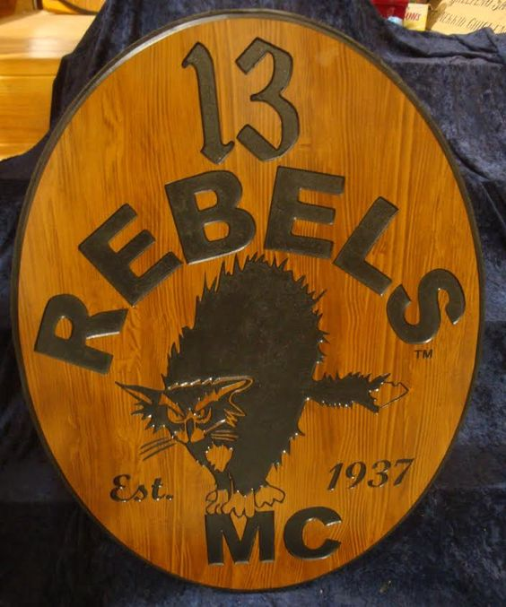 13 Rebels MC Club