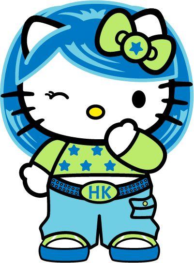 Hello Kitty Dolls on Behance