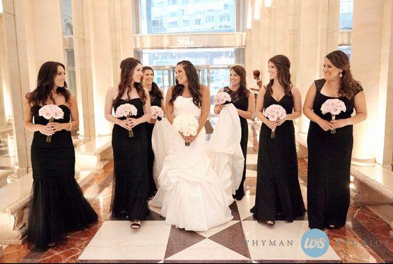 Wedding Party / Leah & Michael / Le Parker Meridien / Whyman Studios