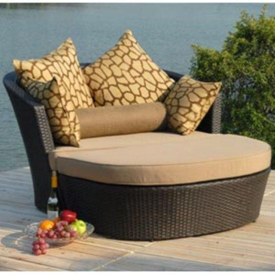 The Most Comfortable Lounge Chairs In The World 54 Comfortable Patio Furniture Lounge Chair Outdoor Outdoor Furniture