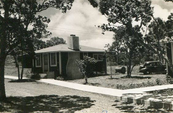 Cabin 68 at KMC Kilauea Military Camp Hawaii 1944-1946