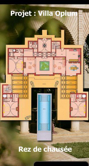 Villa prestige - Selling villas at Marrakech Moroccan dream