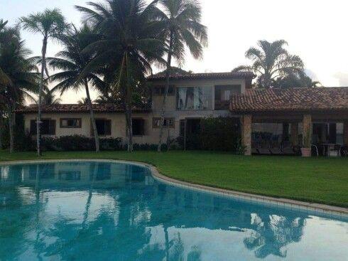 Casa à venda na Aldeia da Praia com 6 quartos http://www.gilbertopinheiroimoveis.com.br/imovel/1437/alto-padrao-guarapari--cond-aldeia-praia