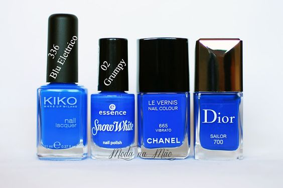 Comparação Chanel Vibrato