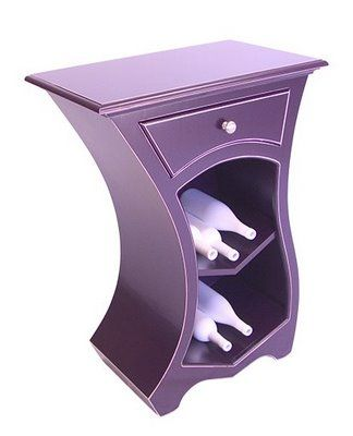 Oddly shaped furniture
