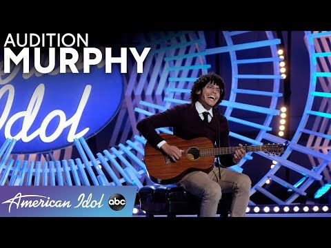 Completely Original Murphy Is Unlike Any Other Artist We Ve Seen American Idol 2021 Youtube In 2021 American Idol Idol American