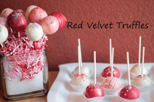 Red VelvetTruffles