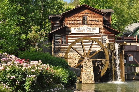 Visiting Dollywood during the Festival of Nations is like taking a trip around the world!