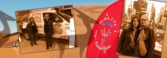 Rallye des gazelles  zanelogazelles.wordpress.com