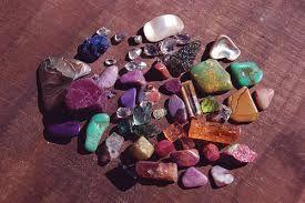 piedras + energia!