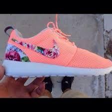 nike roshe run dames coral
