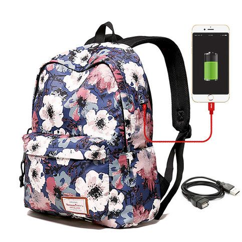 Colorful Cute Cats Pattern Daypack Backpack School College Travel Hiking Fashion Laptop Backpack for Women Men Teen Casual Schoolbags Canvas