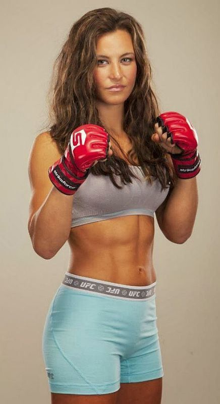 Female MMA Fighter Miesha Tate | Flickr - Photo Sharing!