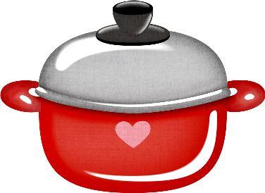 Retro cocinera utensilios de cocina para dise o material did ctico para escuelas food clip - Utensilios de cocina de diseno ...