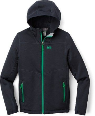 Our Boys' Activator Fleece jacket is great for cool-day hikes to ...