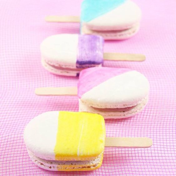 popsiclemacarons
