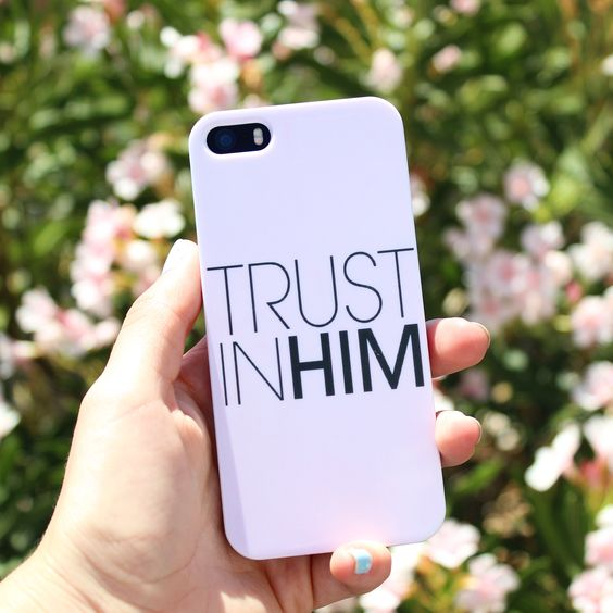 Trust In Him - Only $2.99!
