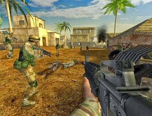Terrorist Takedown Conflict in Mogadishu Game Preview