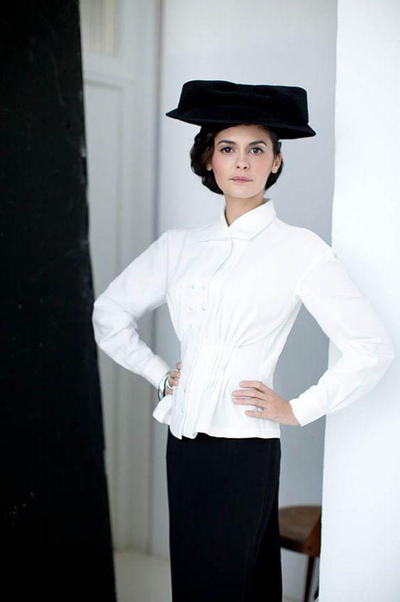 Belle femme: Audrey Tautou