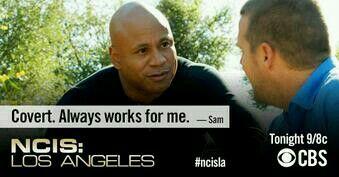 NCIS:Los Angeles