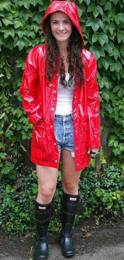 Raincoat moments so good, you won't even mind the rain. #RaincoatsForWomenShops
