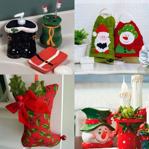 Decoracion navide a decoraciones navide as pinterest - Decoraciones de cocina ...