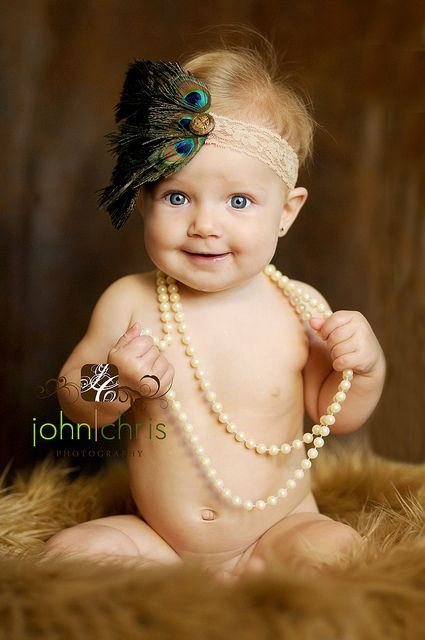 Precious with pearls!