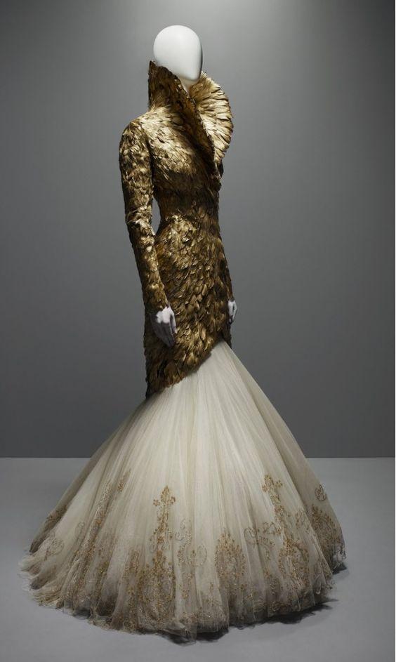 Stunning Alexander McQueen Dresses | Luufy