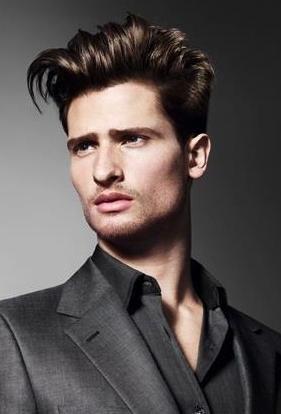Peinados modernos para hombres hair style pinterest - Peinados de hombre modernos ...