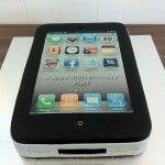 i-phone cake