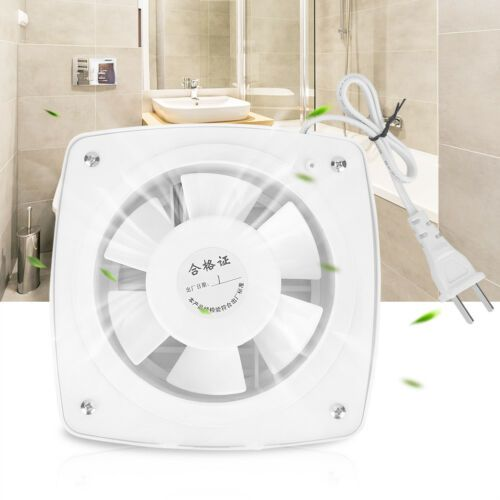 Vent Axia 100t 15w Bathroom Extractor Fan With Timer White 240v Extractor Fans Bathroom Extractor Fan Vented