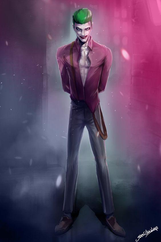 Joker by glencanlas on DeviantArt