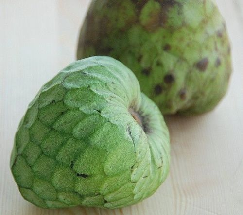 Cherimoya, need to try this!