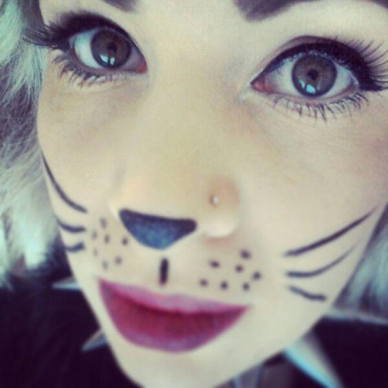 Cat eyes.. Fun!