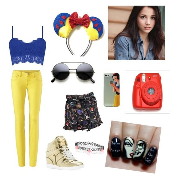 """Snow White"" by alilyfe on Polyvore featuring Michael Kors, Monsoon, women's clothing, women's fashion, women, female, woman, misses and juniors"