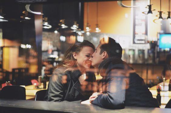 Engagement photos in Denver